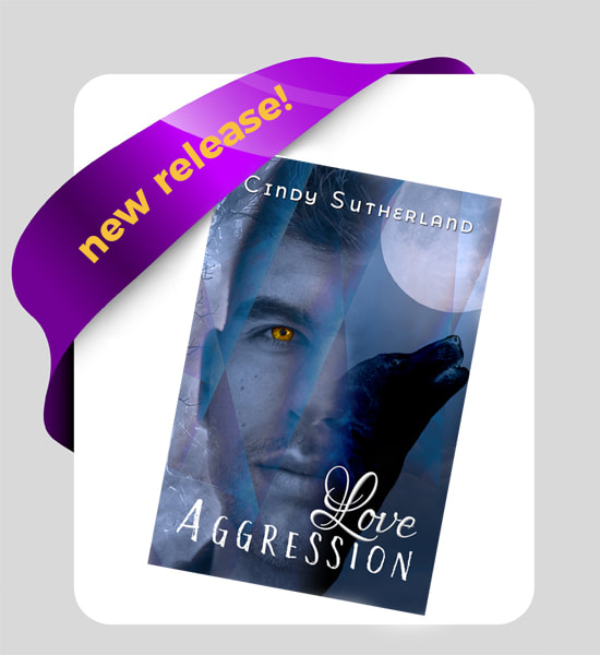 New Release: Love Aggression by Cindy Sutherland